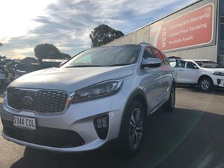 2019 Kia Sorento UM MY20 GT-Line Silky Silver 8 Speed Sports Automatic Wagon.