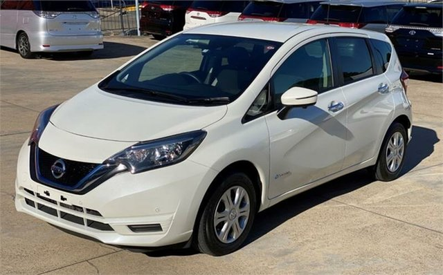 Used Nissan Note Silverwater, 2018 Nissan Note e- Power - X White Hatchback