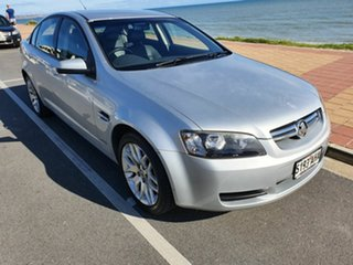 2010 Holden Commodore VE MY10 International Silver 4 Speed Automatic Sedan.