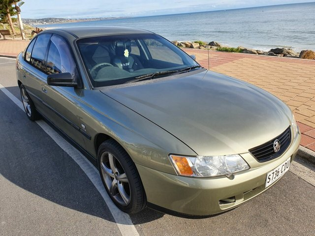 Used Holden Commodore VY II Executive, 2003 Holden Commodore VY II Executive Gold 4 Speed Automatic Sedan
