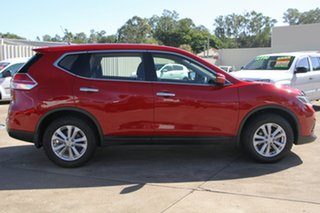2014 Nissan X-Trail T32 ST X-tronic 2WD Red 7 Speed Constant Variable Wagon.