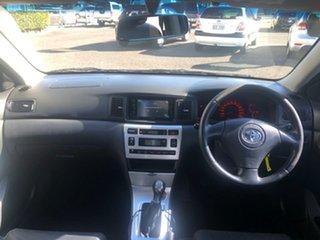 2003 Toyota Corolla ZZE123R Sportivo Blue 6 Speed Manual Hatchback