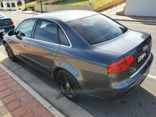 2005 Audi A4 B6 MY04.5 Multitronic Silver 1 Speed Constant Variable Sedan