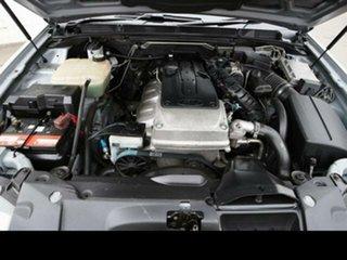 Ford Xr MKII Sedan 4.0L DEDICATED LPG I6 6 Speed Floor Auto