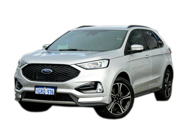 Demo Ford Endura CA 2019MY ST-Line SelectShift AWD, 2018 Ford Endura CA 2019MY ST-Line SelectShift AWD Silver 8 Speed Sports Automatic Wagon