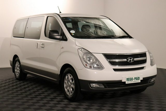 Used Hyundai iMAX TQ-W MY13 , 2014 Hyundai iMAX TQ-W MY13 White 4 speed Automatic Wagon