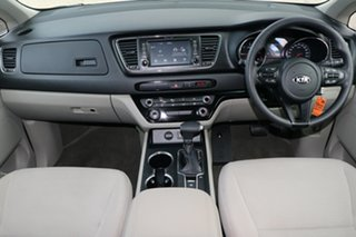 2018 Kia Carnival PE 19MY S Silver Automatic 5D People Mover