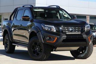 2020 Nissan Navara D23 S4 MY20 N-TREK Warrior Cosmic Black 7 Speed Sports Automatic Utility.