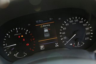 2020 Nissan Navara D23 S4 MY20 N-TREK Warrior Cosmic Black 6 Speed Manual Utility