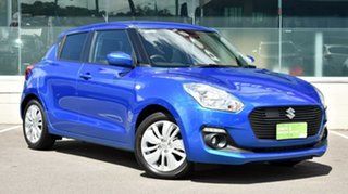 2020 Suzuki Swift AZ GL Navigator Blue 1 Speed Constant Variable Hatchback