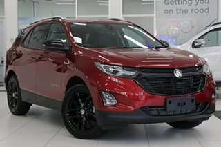 2020 Holden Equinox EQ MY20 Black Edition FWD Glory Red 6 Speed Sports Automatic Wagon.