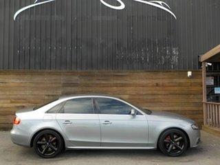 2008 Audi A4 B8 8K Multitronic Grey 8 Speed Constant Variable Sedan.