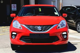 2020 Suzuki Baleno EW Series II GL Red Automatic.