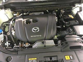 2020 Mazda CX-5 KF4WLA Touring SKYACTIV-Drive i-ACTIV AWD White Pearl 6 Speed Sports Automatic Wagon