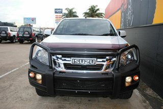 2015 Isuzu D-MAX MY15 LS-M Crew Cab Splash White 5 Speed Sports Automatic Utility