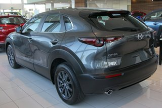 2021 Mazda CX-30 DM2W7A G20 SKYACTIV-Drive Pure Machine Grey 6 Speed Sports Automatic Wagon.