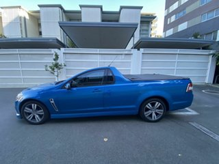 2013 Holden Ute VF MY14 SV6 Ute Blue 6 Speed Sports Automatic Utility