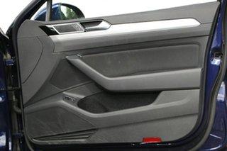 2019 Volkswagen Passat 3C (B8) MY19 132TSI DSG Atlantic Blue 7 Speed Sports Automatic Dual Clutch