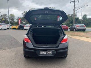 2006 Holden Astra CD Black Manual Hatchback