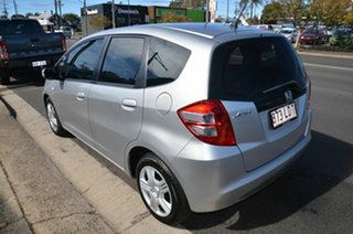 2008 Honda Jazz GE GLi Silver 5 Speed Manual Hatchback