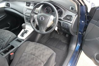 2013 Nissan Pulsar B17 ST Blue 1 Speed Constant Variable Sedan