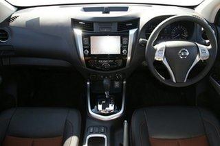 2020 Nissan Navara D23 S4 MY20 N-TREK Warrior Cosmic Black 7 Speed Sports Automatic Utility
