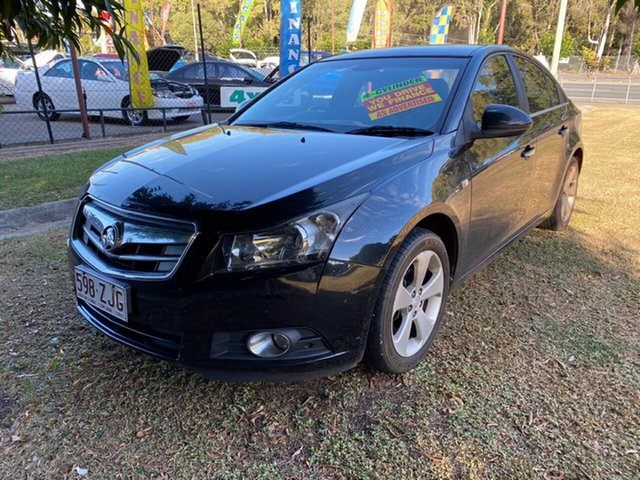 Used Holden Cruze JG CDX, 2009 Holden Cruze JG CDX Grey 6 Speed Sports Automatic Sedan