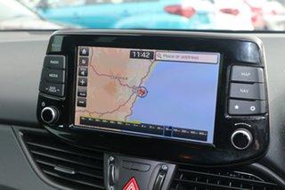 2017 Hyundai i30 PD SR (Sunroof) Marina Blue 6 Speed Manual Hatchback