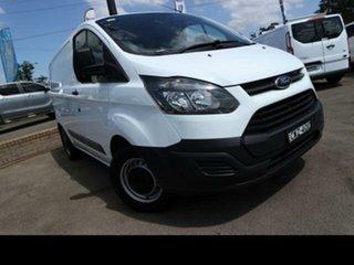 Ford TRANSIT CUSTOM (EU) 2014.50 MY VAN 290 SWB 2.2L DIESEL 92KW 6SPD MAN.