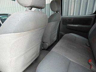 2008 Toyota Hilux KUN26R MY08 SR5 Grey 4 Speed Automatic Utility