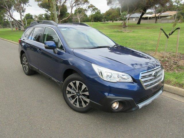 Used Subaru Outback B6A MY16 2.5i CVT AWD, 2016 Subaru Outback B6A MY16 2.5i CVT AWD Blue 6 Speed Constant Variable Wagon
