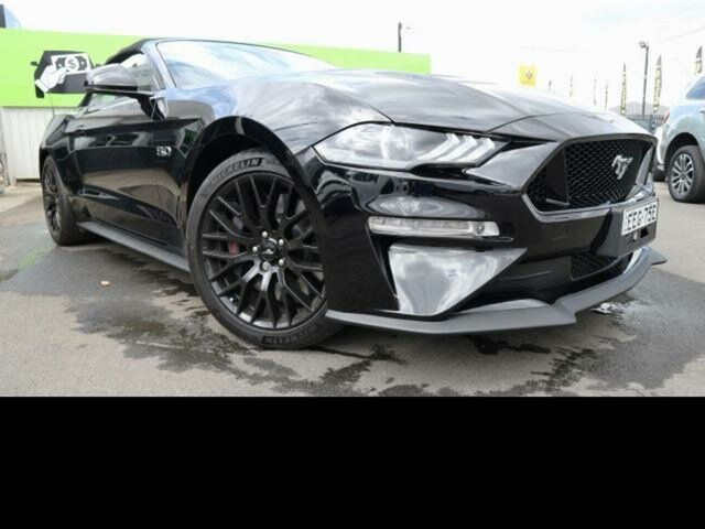 Used Ford Mustang  , Ford  2018 MY CONVERT GT . 5.0L V8 10SPD AUT