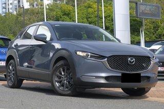2021 Mazda CX-30 DM2W7A G20 SKYACTIV-Drive Pure Titanium Flash 6 Speed Sports Automatic Wagon.