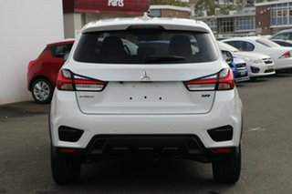 2020 Mitsubishi ASX XD MY21 MR 2WD White 1 Speed Constant Variable Wagon
