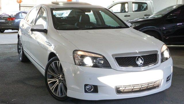 Used Holden Caprice WN MY15 V, 2015 Holden Caprice WN MY15 V White 6 Speed Sports Automatic Sedan