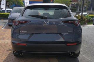 2021 Mazda CX-30 DM2W7A G20 SKYACTIV-Drive Pure Titanium Flash 6 Speed Sports Automatic Wagon