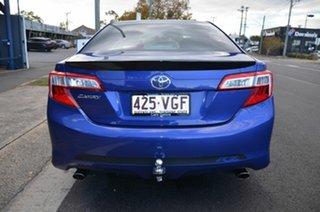 2014 Toyota Camry ASV50R RZ S.E. Blue 6 Speed Automatic Sedan