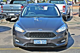2017 Ford Focus LZ Trend Grey 6 Speed Automatic Hatchback.