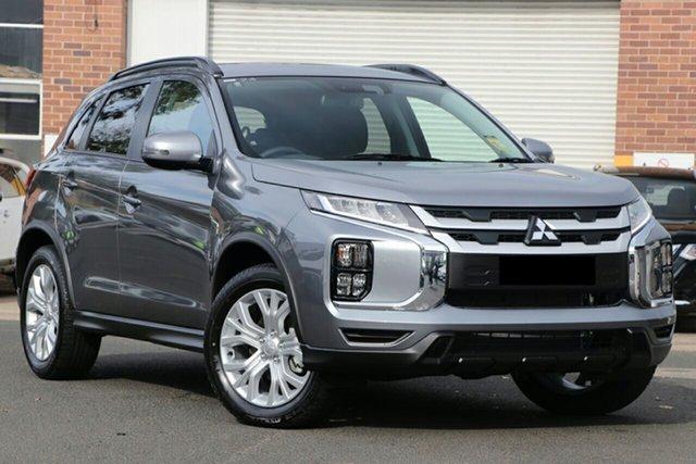 New Mitsubishi ASX XD MY20 LS 2WD, 2019 Mitsubishi ASX XD MY20 LS 2WD U17 1 Speed Constant Variable Wagon