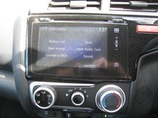 2016 Honda Jazz GK MY16 VTi White 5 Speed Manual Hatchback