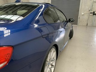2009 BMW 3 Series E92 MY10 335i D-CT Blue 7 Speed Sports Automatic Dual Clutch Coupe