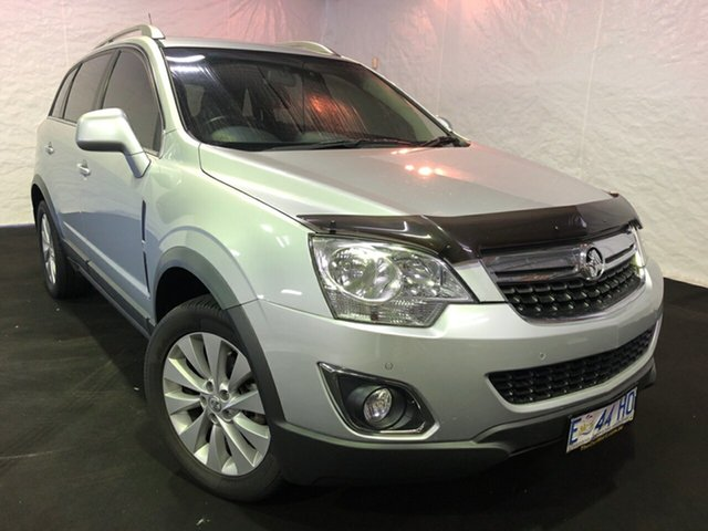 Used Holden Captiva CG MY15 5 LT, 2015 Holden Captiva CG MY15 5 LT Nitrate 6 Speed Manual Wagon