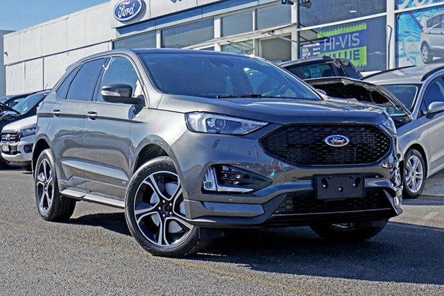 Used Ford Endura CA 2019MY ST-Line SelectShift AWD, 2018 Ford Endura CA 2019MY ST-Line SelectShift AWD Grey 8 Speed Sports Automatic Wagon