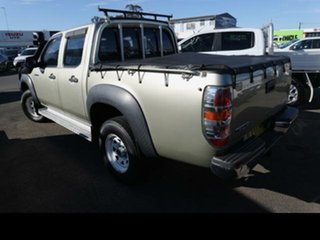 2009 Mazda BT-50 08 Upgrade B3000 DX Gold 5 Speed Automatic Dual Cab Pick-up.