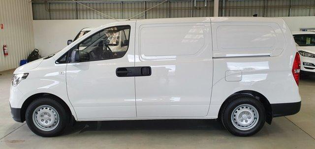 Demo Hyundai iLOAD TQ4 MY19 , 2019 Hyundai iLOAD TQ4 MY19 Creamy White 5 Speed Automatic Van