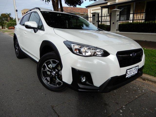 Used Subaru XV G5X MY19 2.0i-L Lineartronic AWD, 2018 Subaru XV G5X MY19 2.0i-L Lineartronic AWD White 7 Speed Constant Variable Wagon