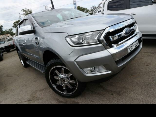 Used Ford Ranger  , Ford RANGER 2015.00 DOUBLE PU XLT . 3.2D 6M 4X4