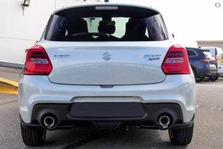 2019 Suzuki Swift AZ Sport White 6 Speed Manual Hatchback