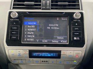 2019 Toyota Landcruiser Prado GXL White Sports Automatic Wagon