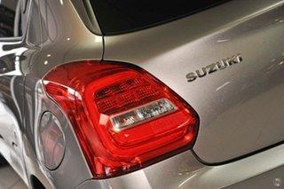 2019 Suzuki Swift AZ GL Navigator Silver Constant Variable.